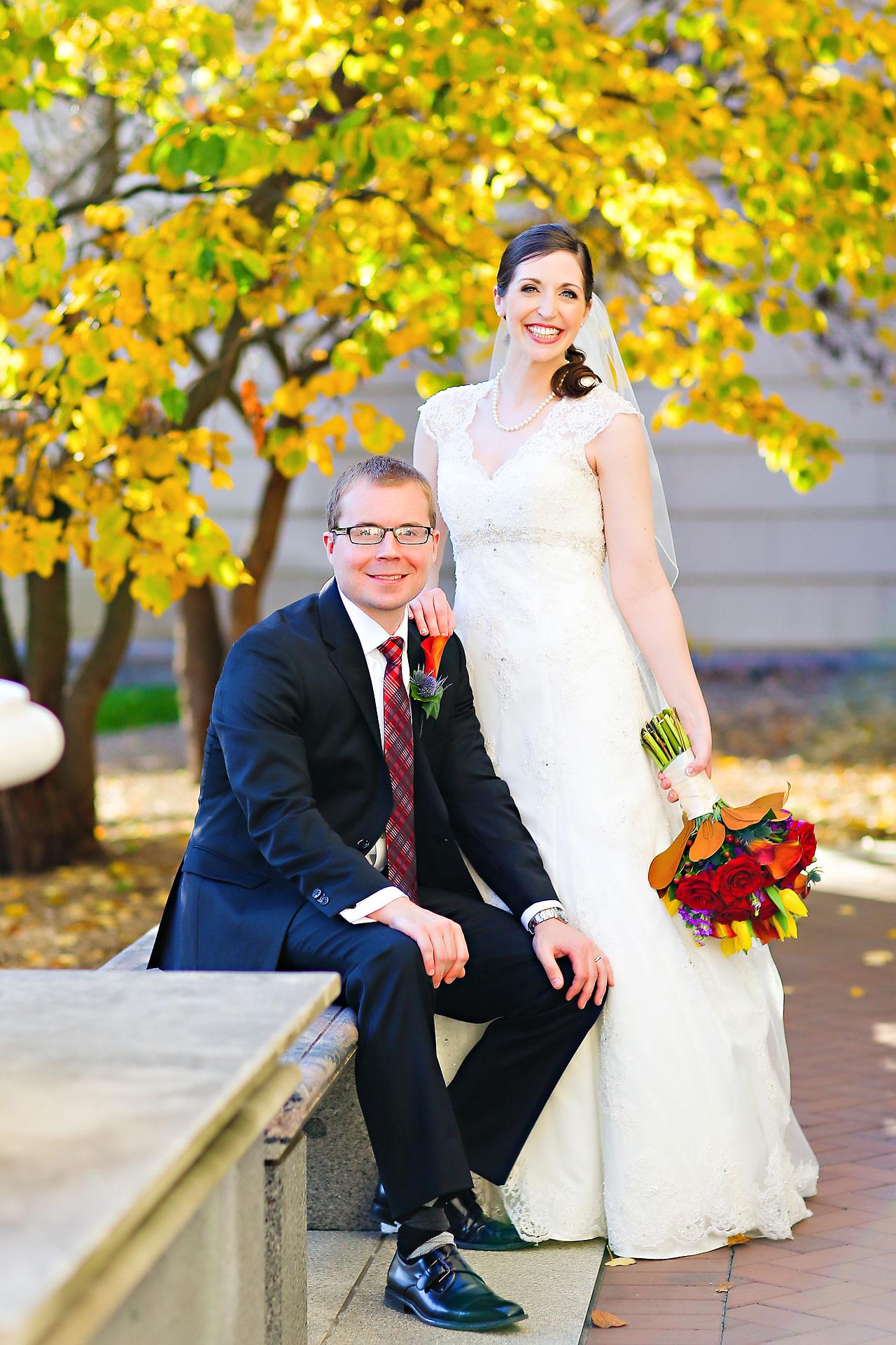 Kate Steve Indiana Historical Society Wedding 148