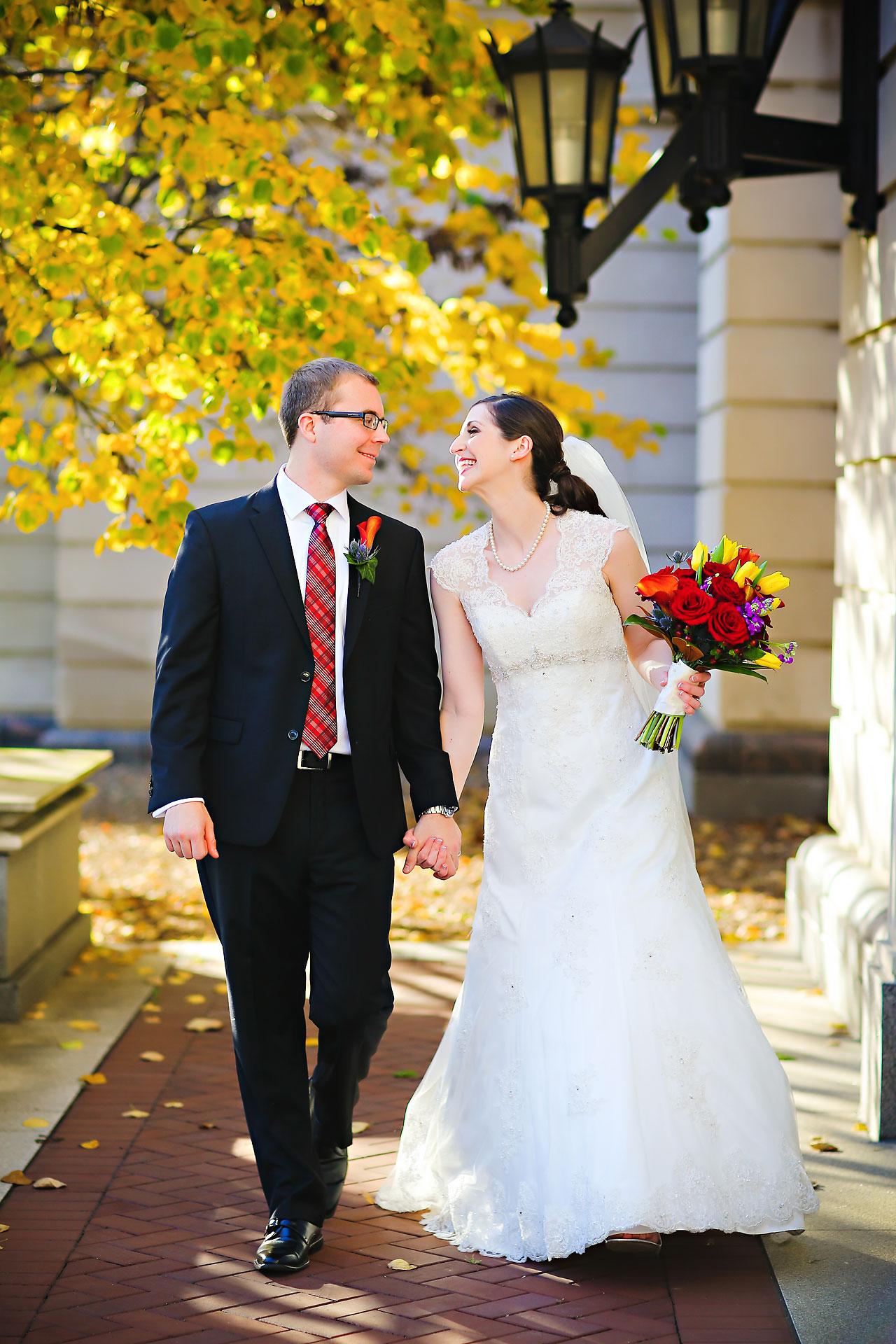Kate Steve Indiana Historical Society Wedding 143