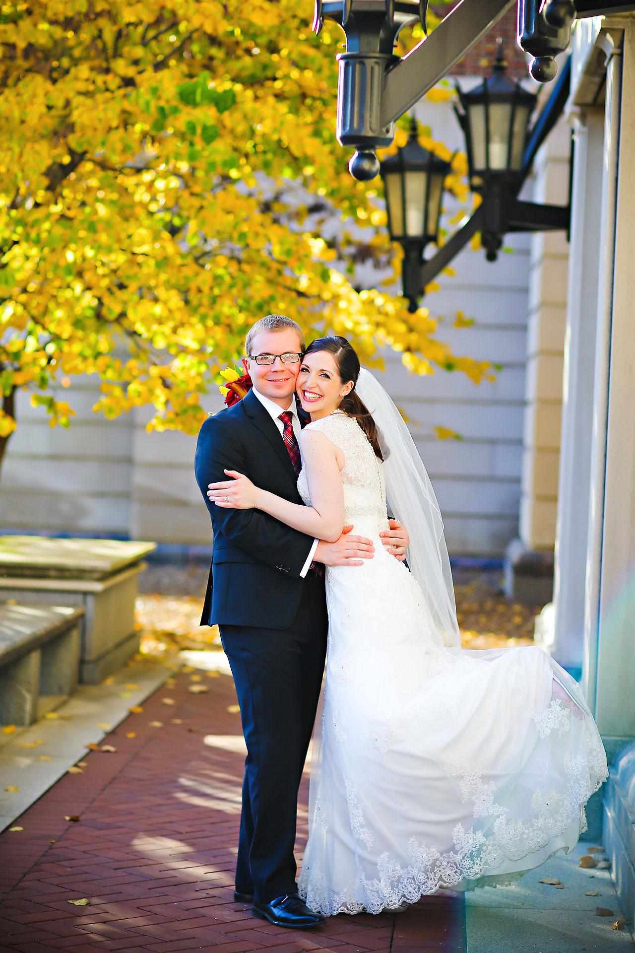 Kate Steve Indiana Historical Society Wedding 140