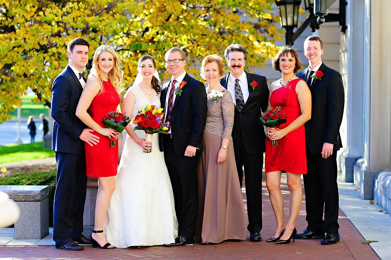 Kate Steve Indiana Historical Society Wedding 133