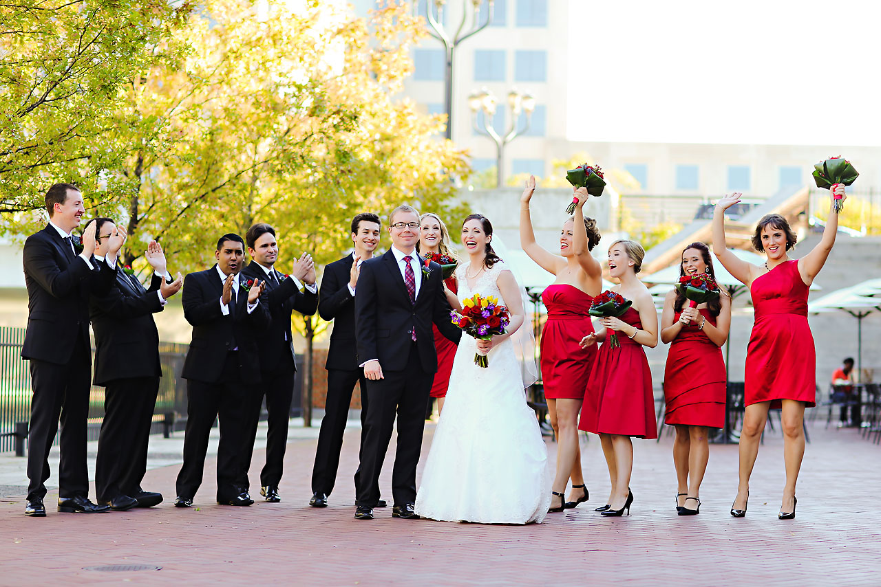 Kate Steve Indiana Historical Society Wedding 105