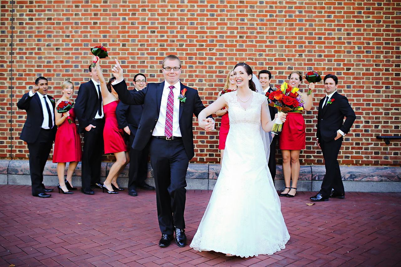 Kate Steve Indiana Historical Society Wedding 101