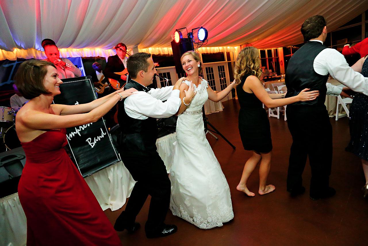 Lindsey Dave Ritz Charles Wedding 248