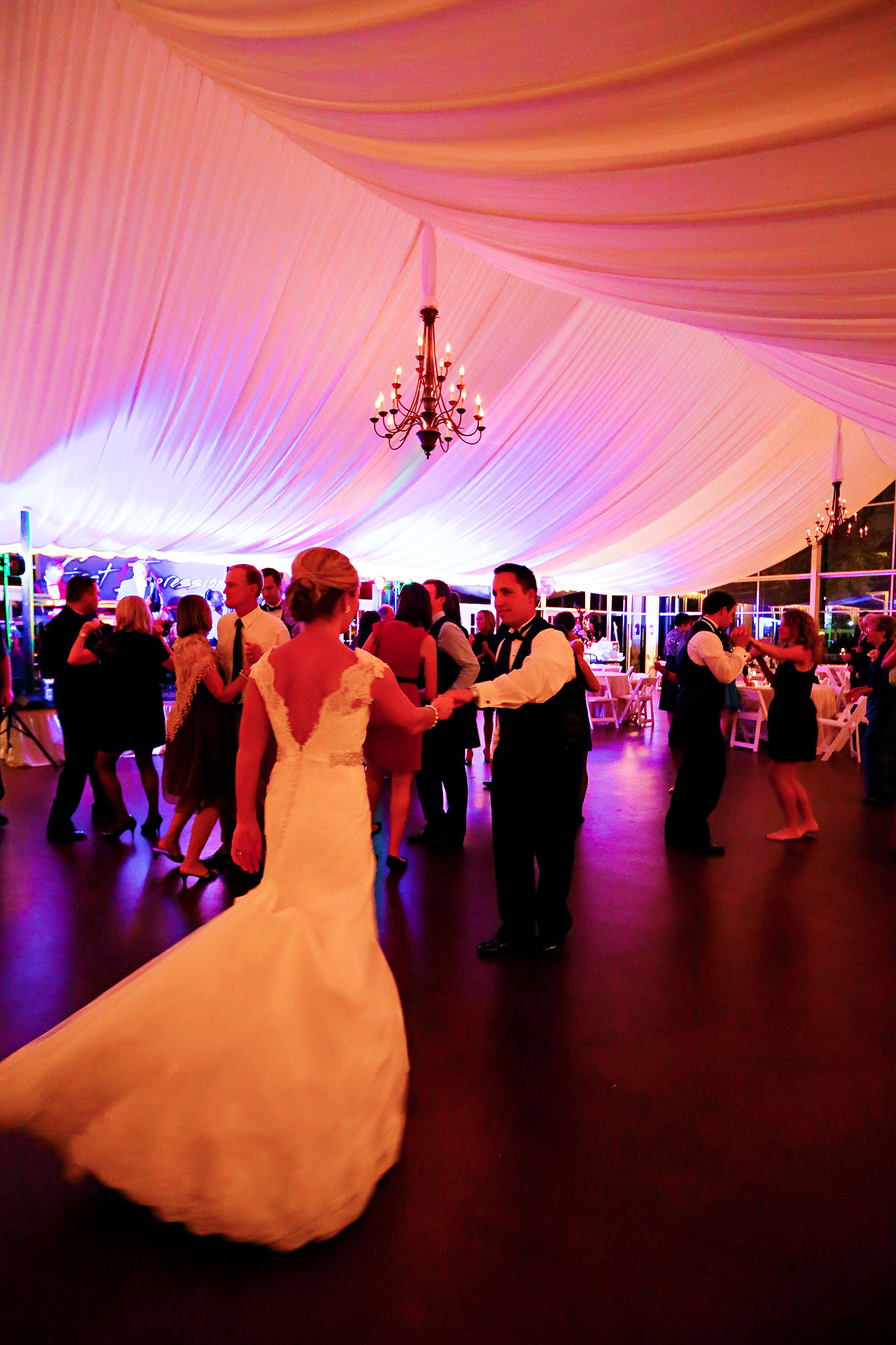 Lindsey Dave Ritz Charles Wedding 246