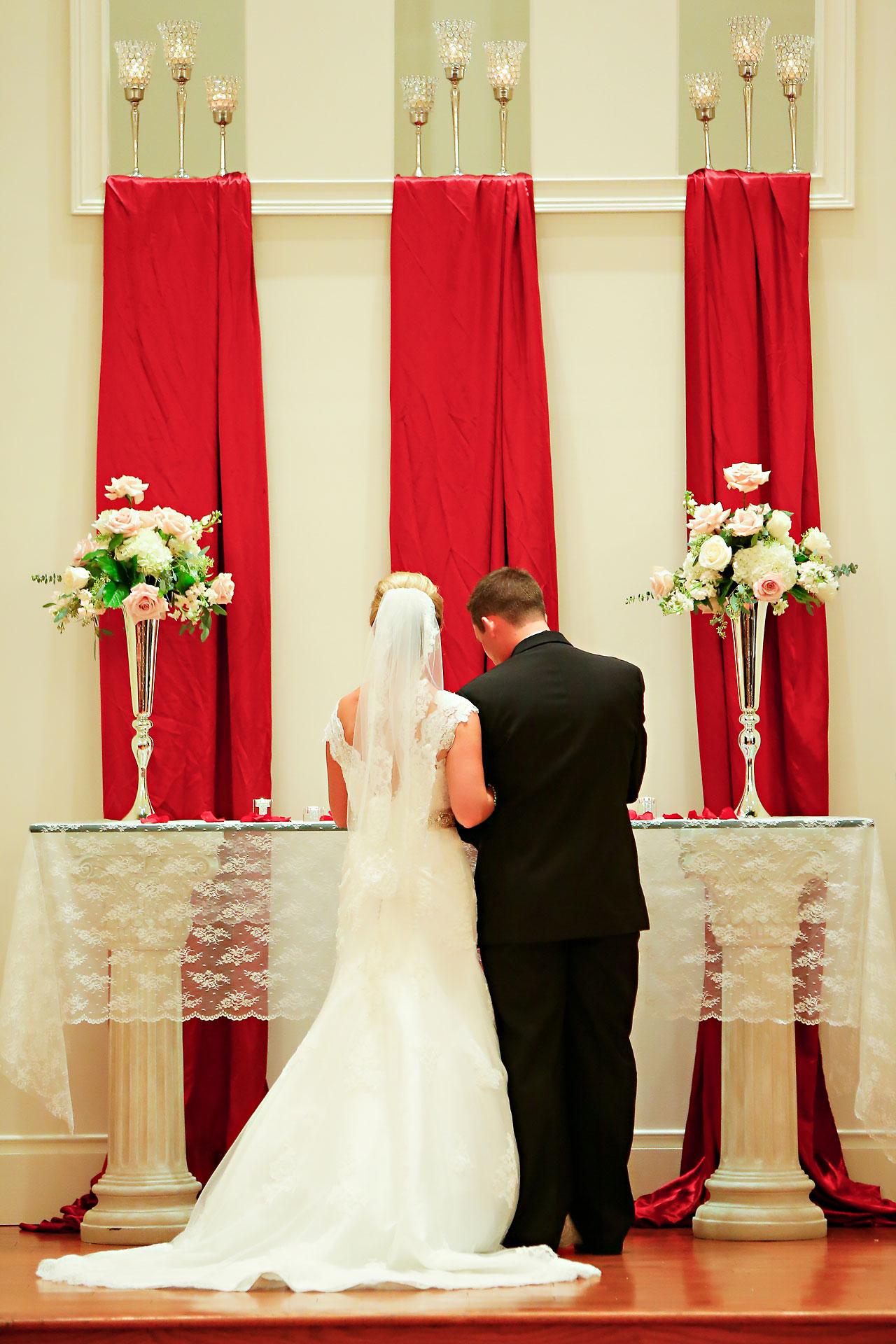Lindsey Dave Ritz Charles Wedding 133