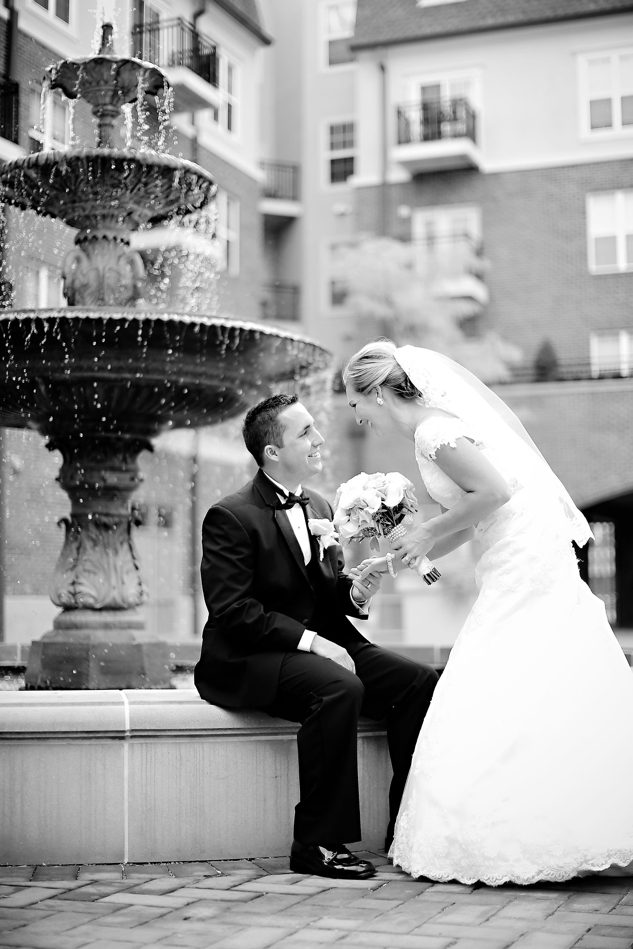 Lindsey Dave Ritz Charles Wedding 118