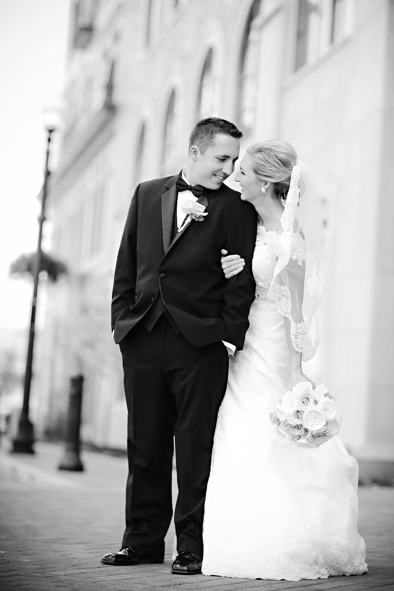 Lindsey Dave Ritz Charles Wedding 107