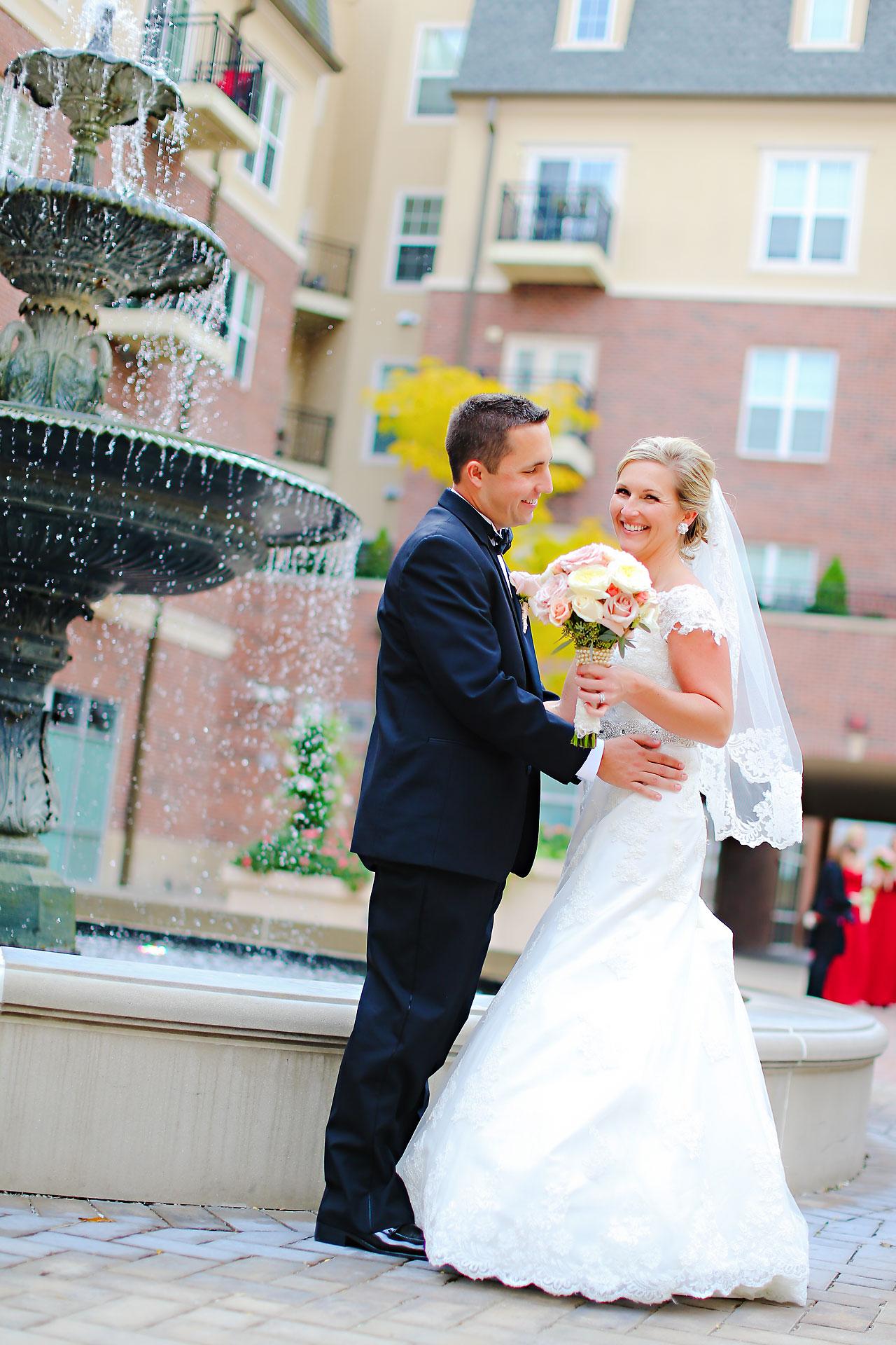 Lindsey Dave Ritz Charles Wedding 109