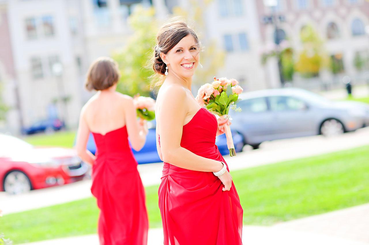Lindsey Dave Ritz Charles Wedding 104