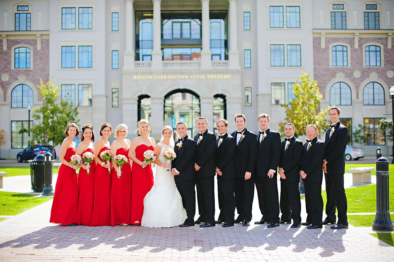 Lindsey Dave Ritz Charles Wedding 102