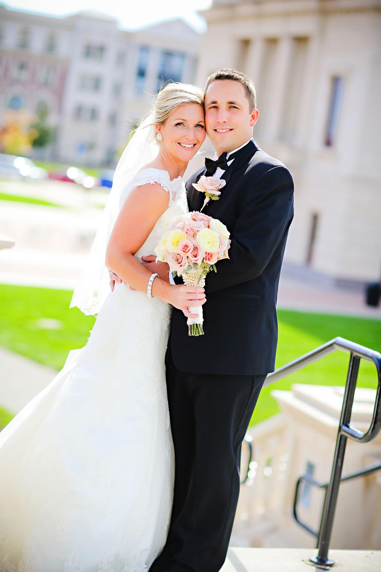 Lindsey Dave Ritz Charles Wedding 098