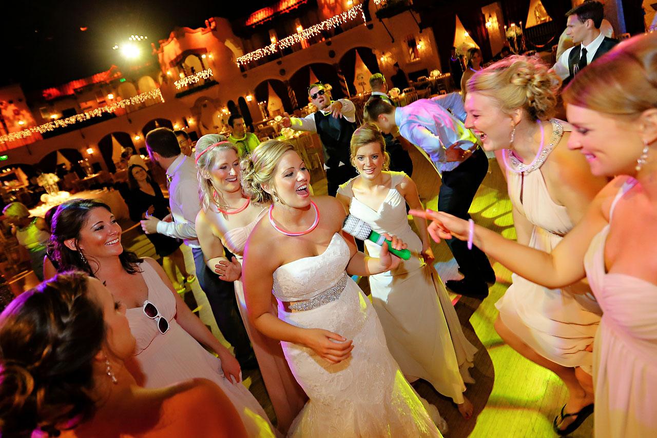 Kim Spencer Indiana Roof Ballroom Wedding 280