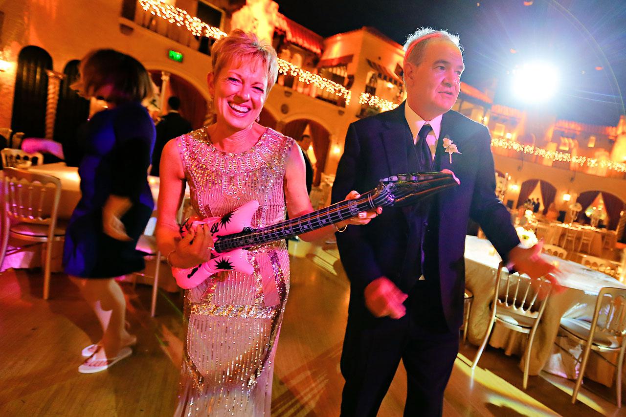 Kim Spencer Indiana Roof Ballroom Wedding 272