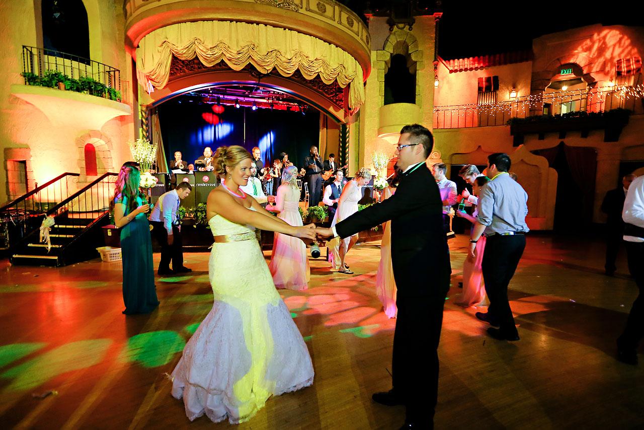 Kim Spencer Indiana Roof Ballroom Wedding 266