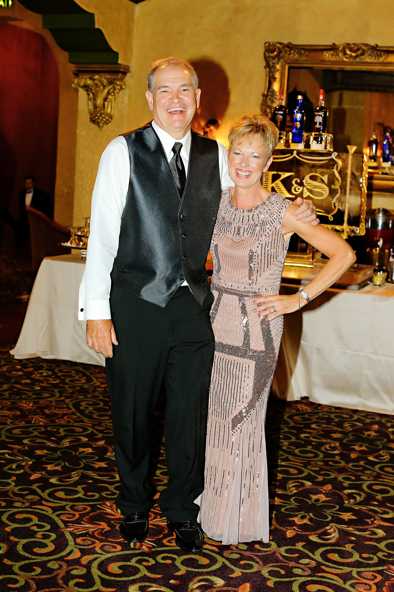 Kim Spencer Indiana Roof Ballroom Wedding 262