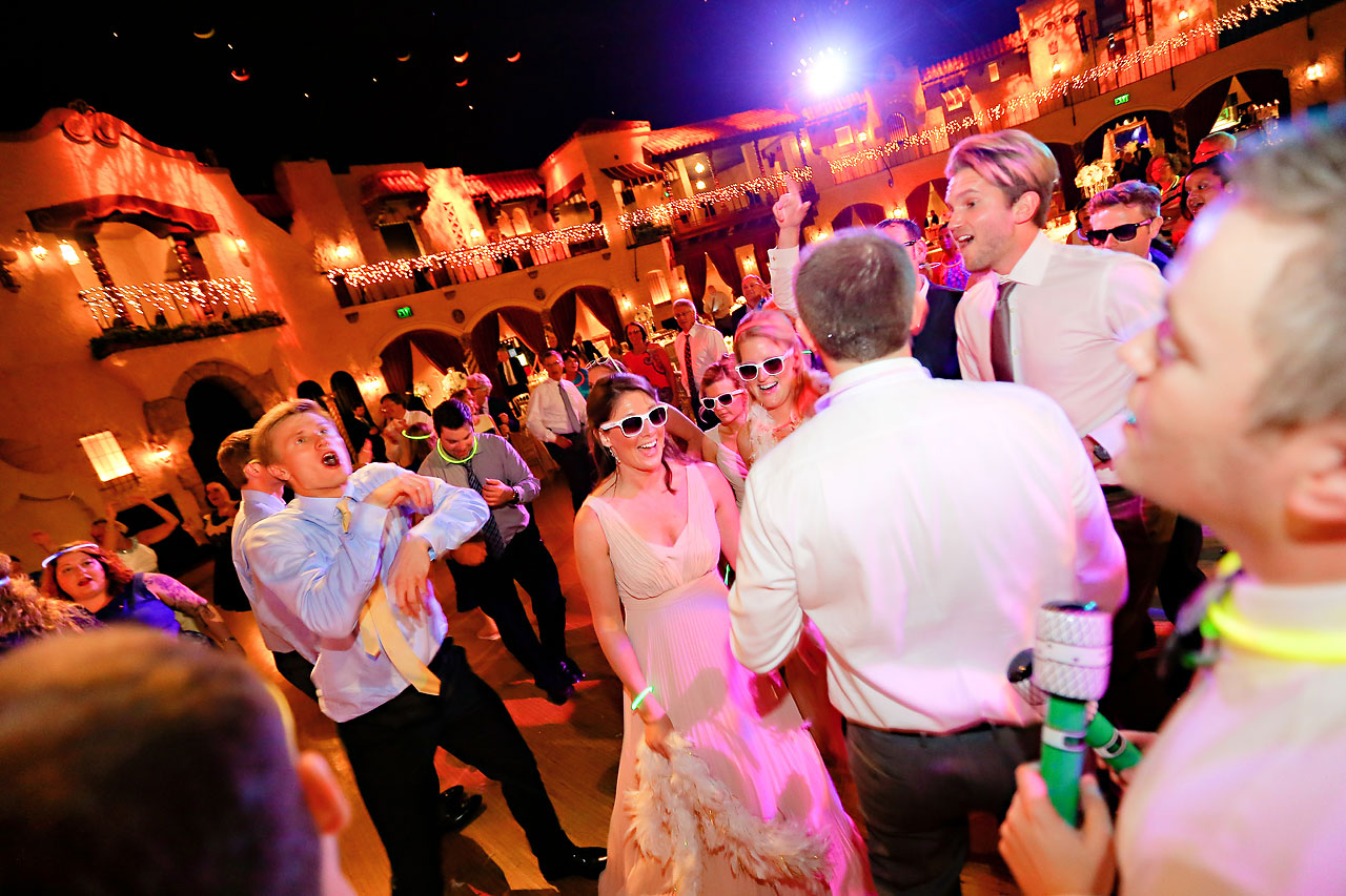 Kim Spencer Indiana Roof Ballroom Wedding 261