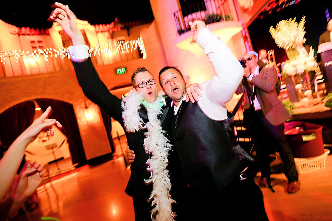 Kim Spencer Indiana Roof Ballroom Wedding 257
