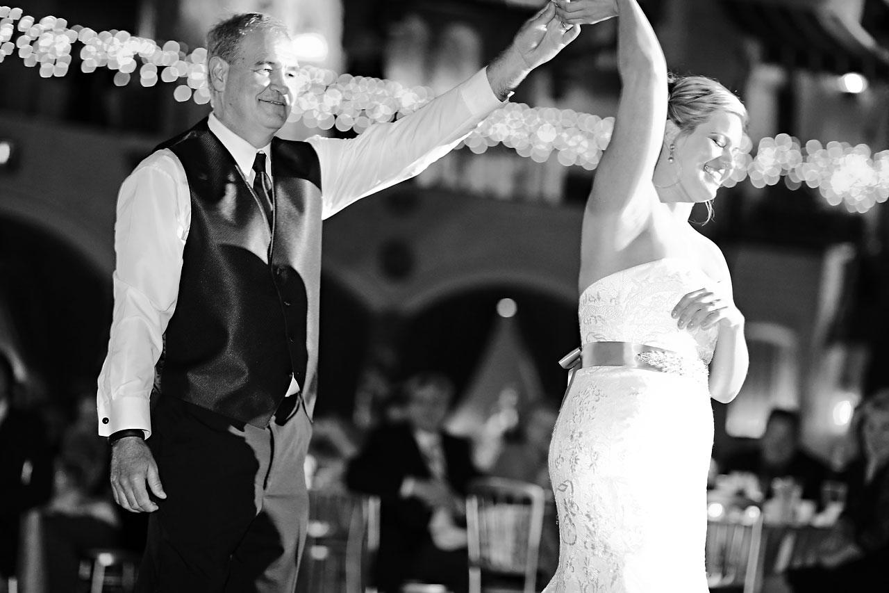 Kim Spencer Indiana Roof Ballroom Wedding 226