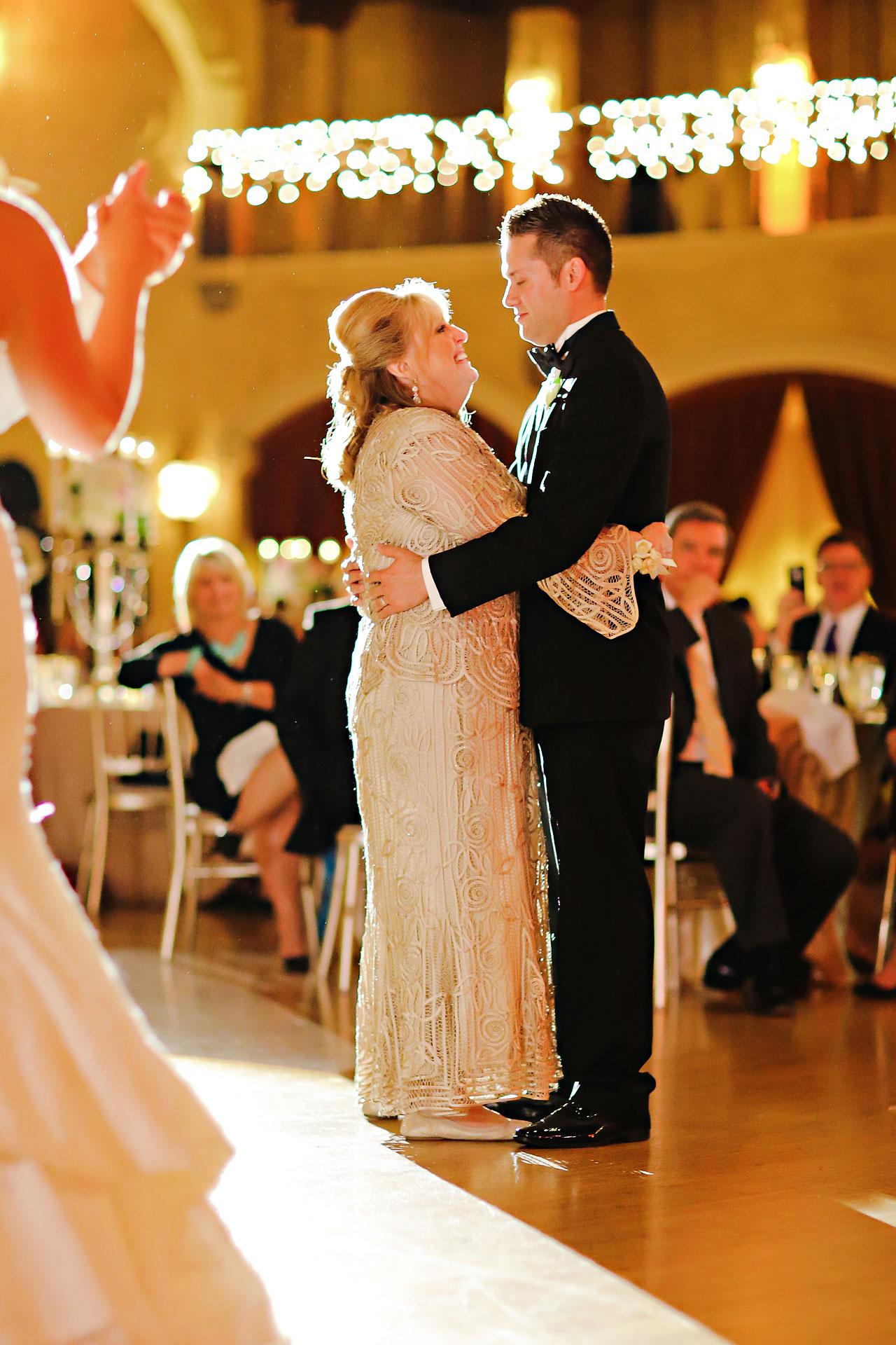 Kim Spencer Indiana Roof Ballroom Wedding 220
