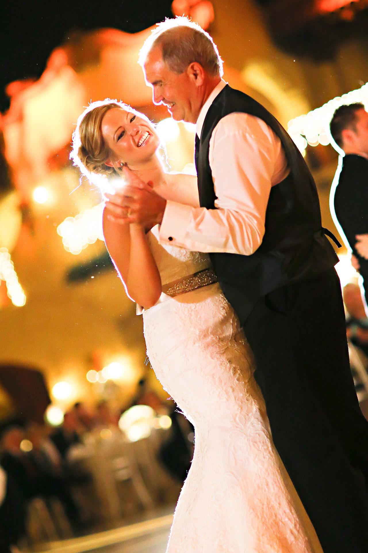 Kim Spencer Indiana Roof Ballroom Wedding 221