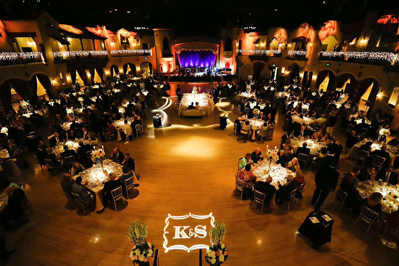 Kim Spencer Indiana Roof Ballroom Wedding 215