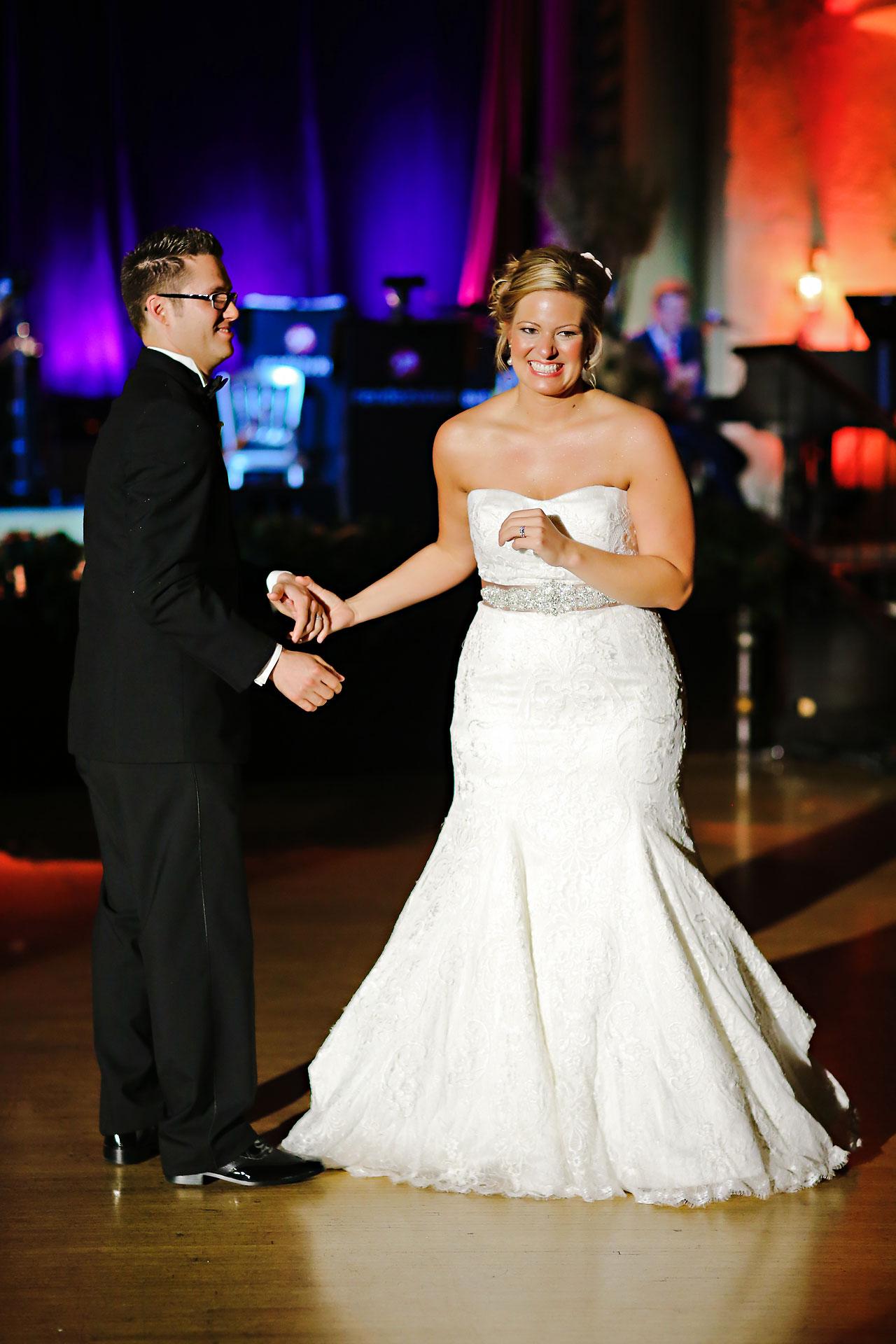 Kim Spencer Indiana Roof Ballroom Wedding 211