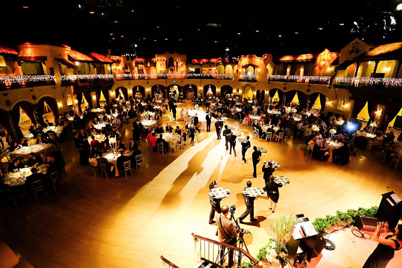Kim Spencer Indiana Roof Ballroom Wedding 213