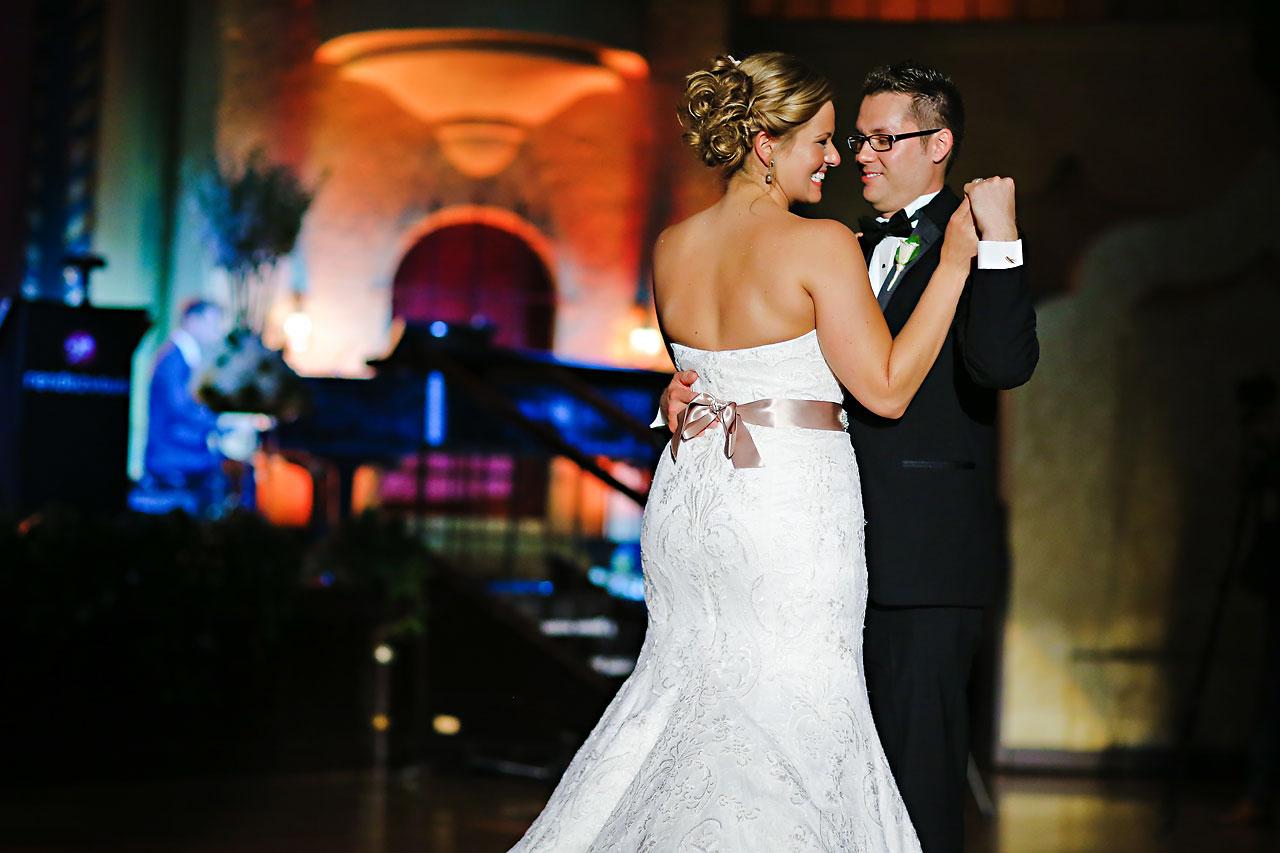 Kim Spencer Indiana Roof Ballroom Wedding 209
