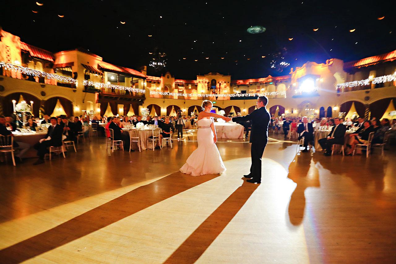 Kim Spencer Indiana Roof Ballroom Wedding 205