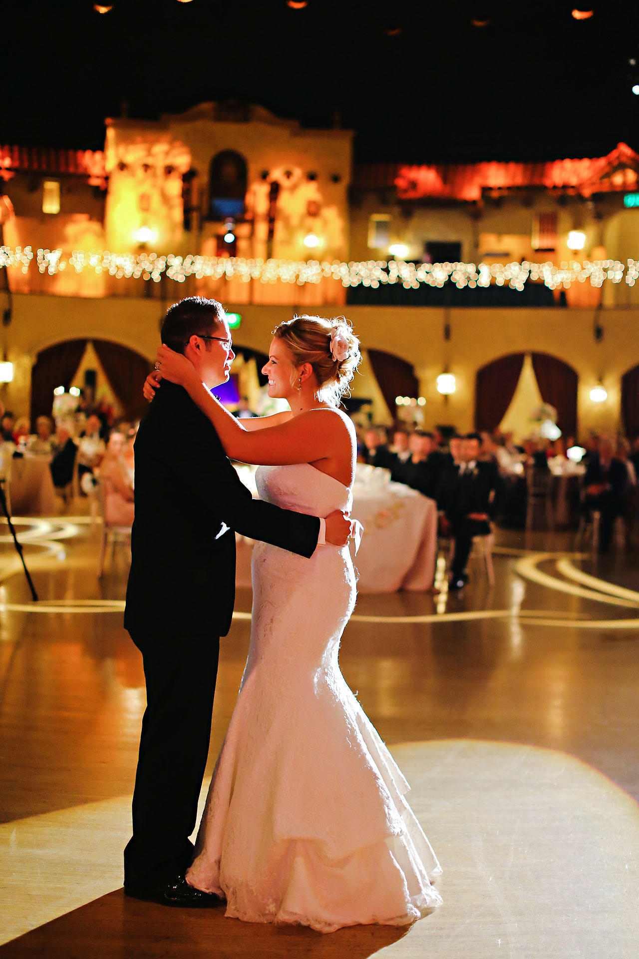 Kim Spencer Indiana Roof Ballroom Wedding 202