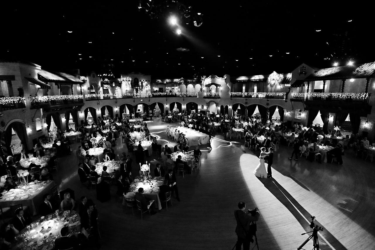 Kim Spencer Indiana Roof Ballroom Wedding 204