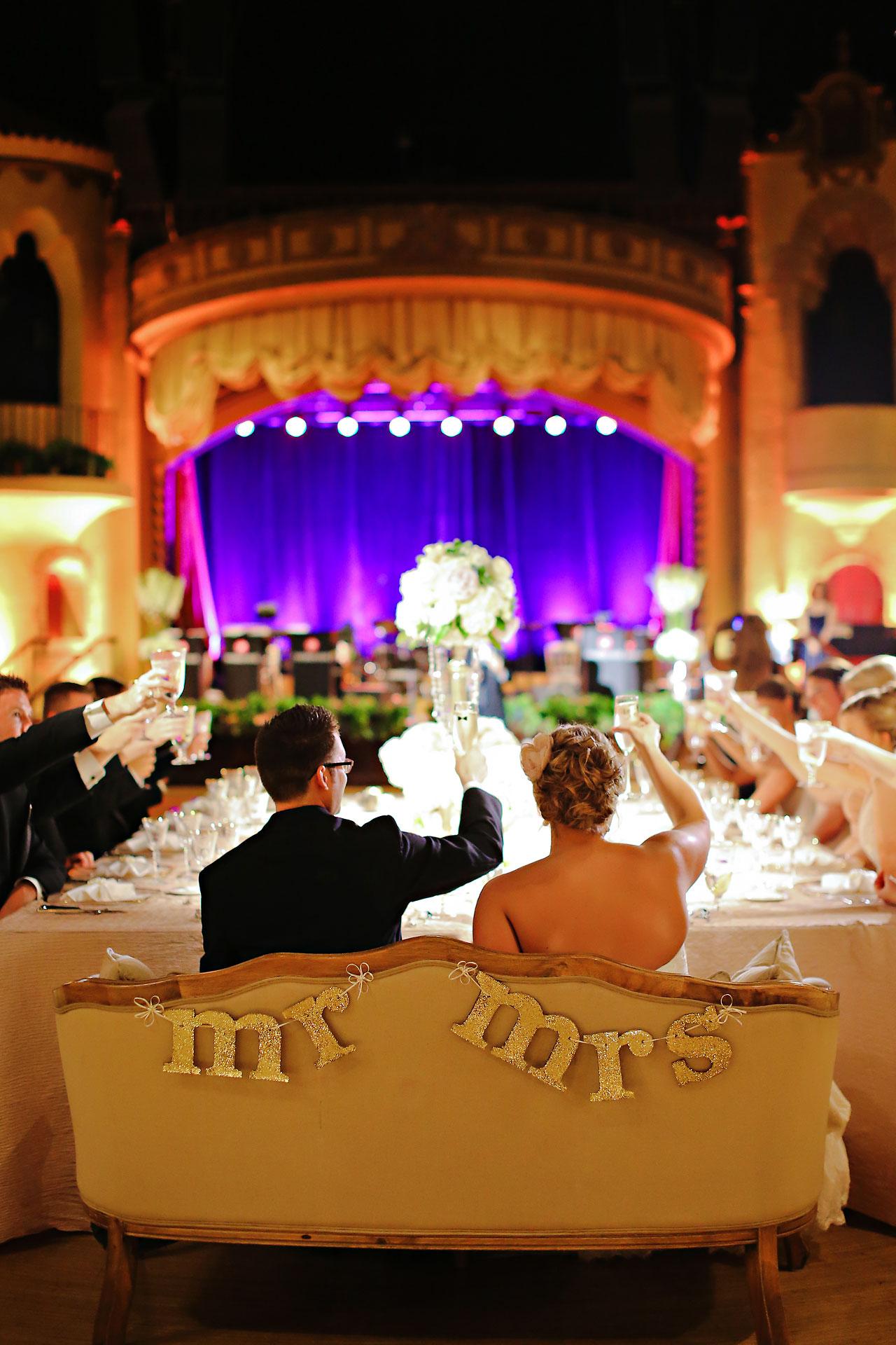 Kim Spencer Indiana Roof Ballroom Wedding 199
