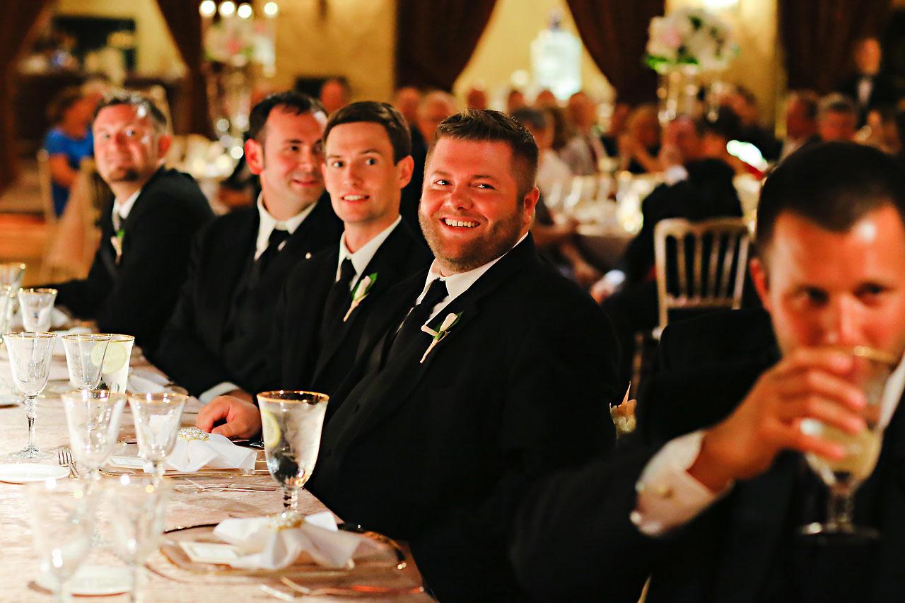 Kim Spencer Indiana Roof Ballroom Wedding 192