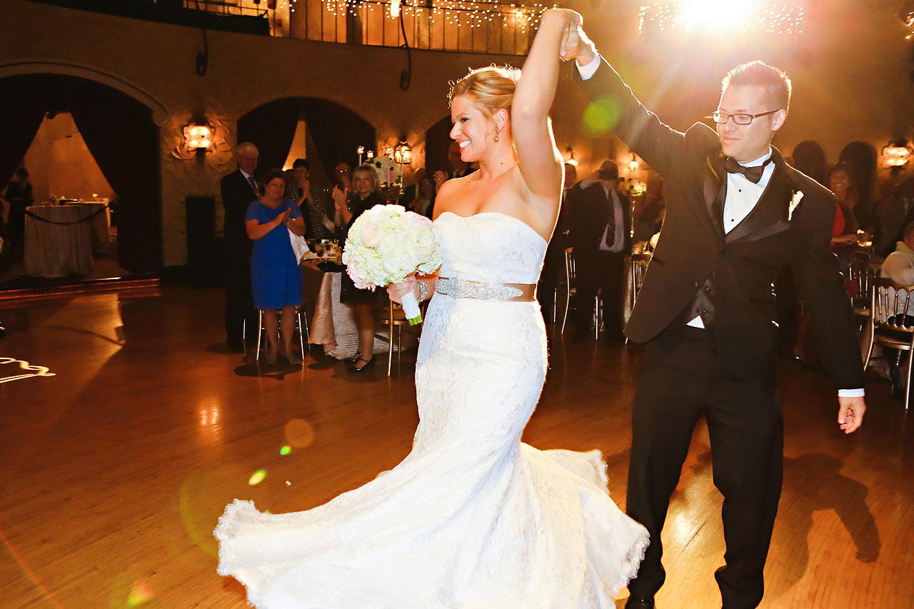 Kim Spencer Indiana Roof Ballroom Wedding 189