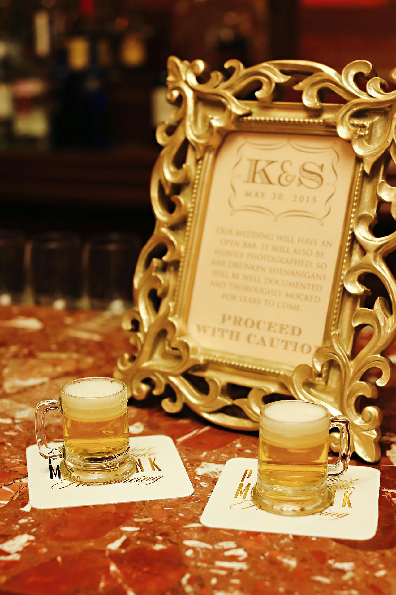 Kim Spencer Indiana Roof Ballroom Wedding 185