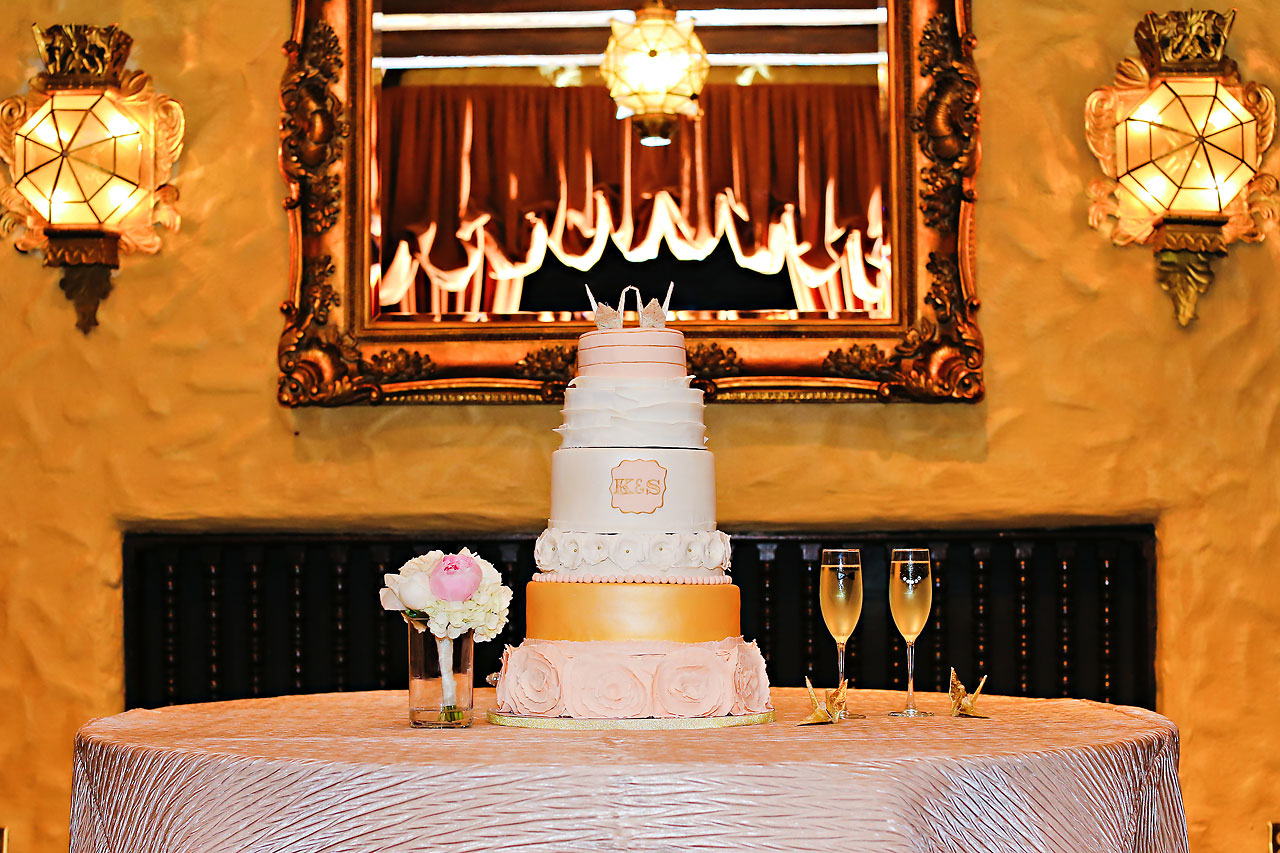 Kim Spencer Indiana Roof Ballroom Wedding 174