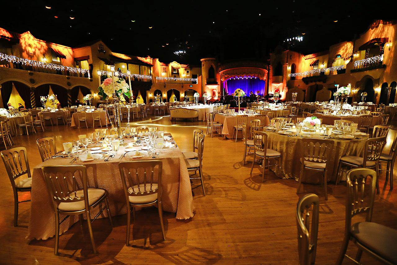 Kim Spencer Indiana Roof Ballroom Wedding 173