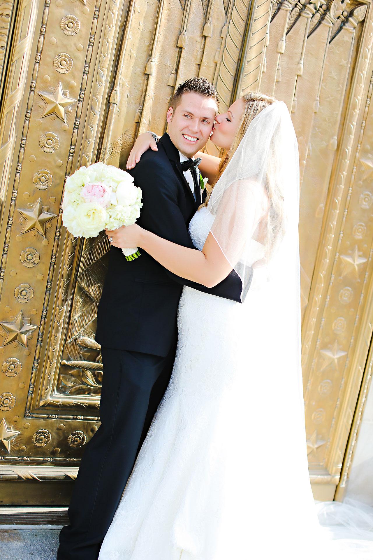 Kim Spencer Indiana Roof Ballroom Wedding 145