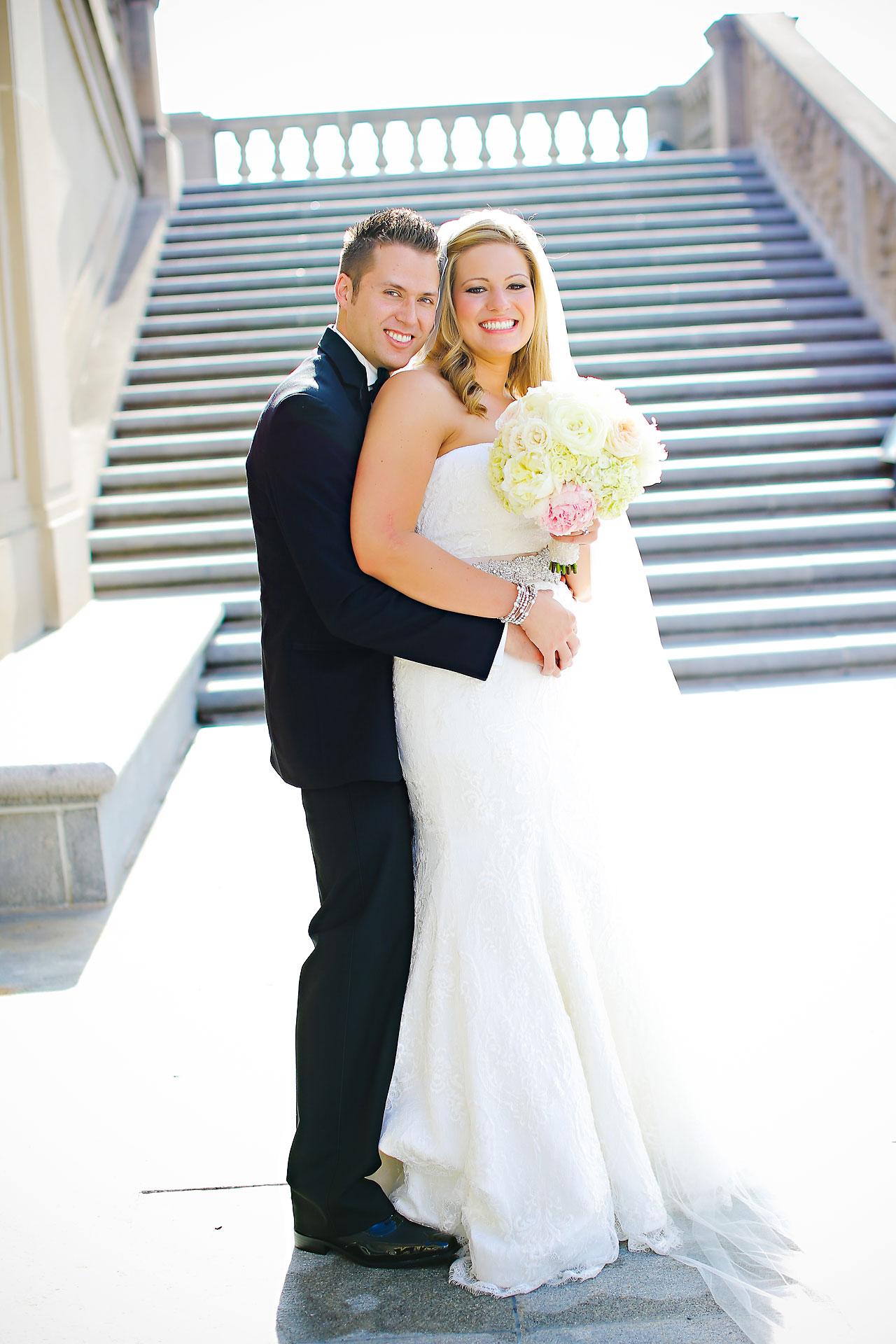 Kim Spencer Indiana Roof Ballroom Wedding 143
