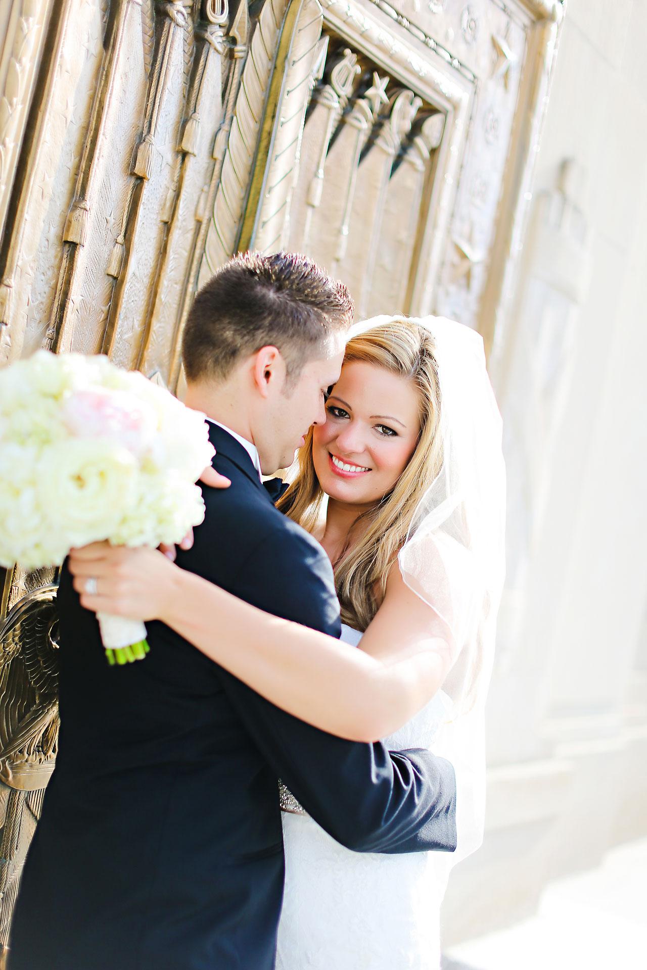 Kim Spencer Indiana Roof Ballroom Wedding 142