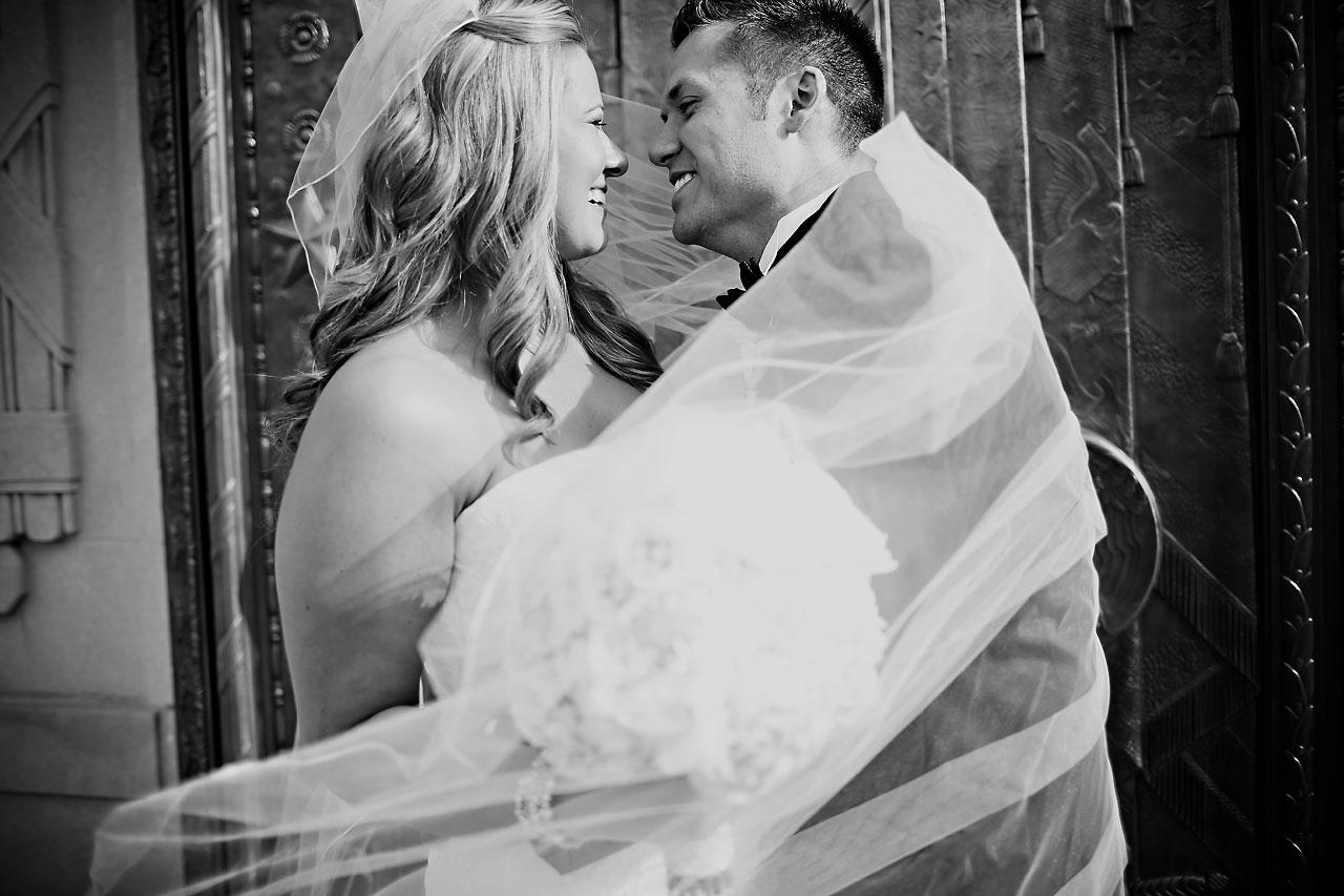 Kim Spencer Indiana Roof Ballroom Wedding 141