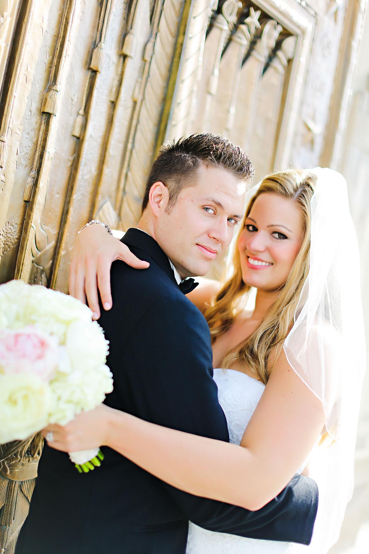 Kim Spencer Indiana Roof Ballroom Wedding 138