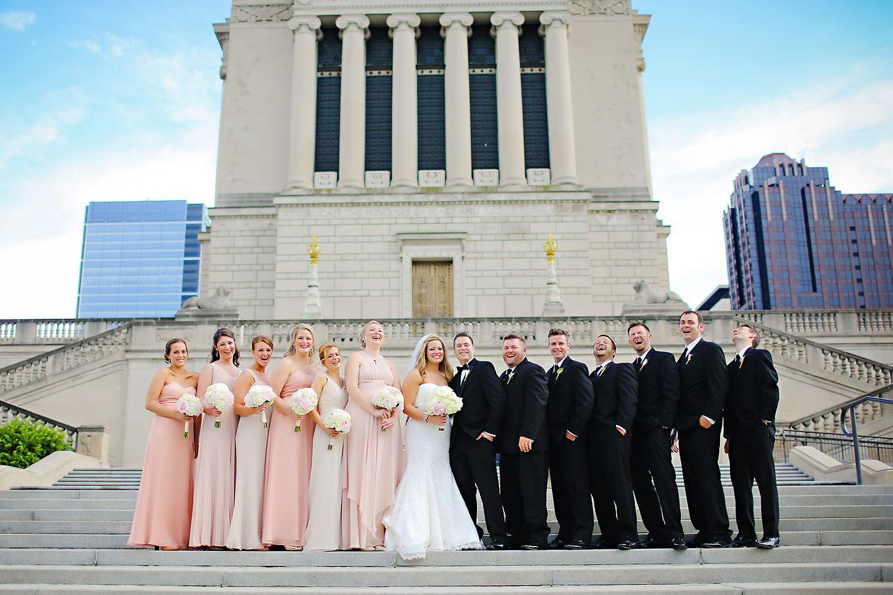 Kim Spencer Indiana Roof Ballroom Wedding 134