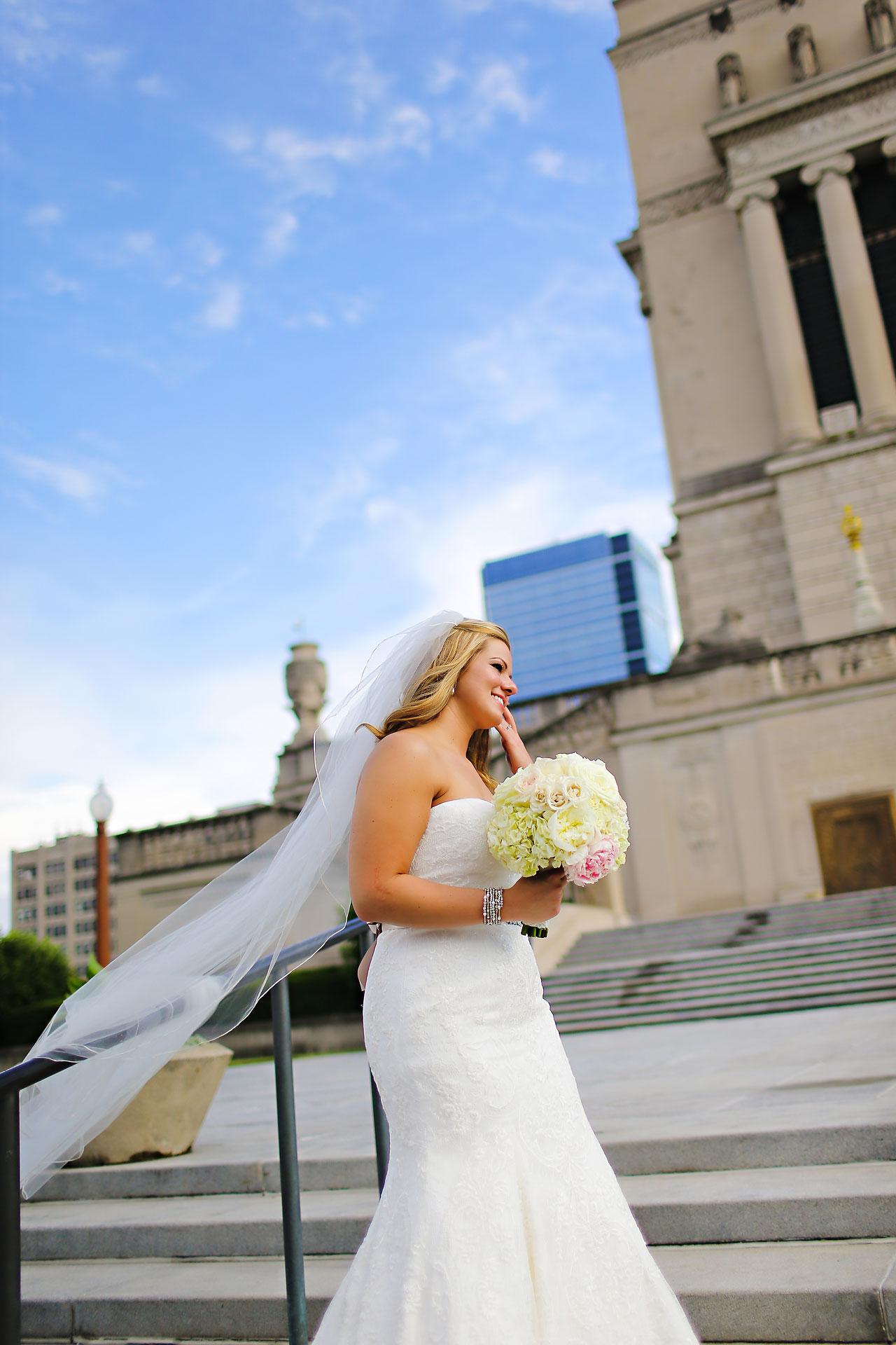 Kim Spencer Indiana Roof Ballroom Wedding 136