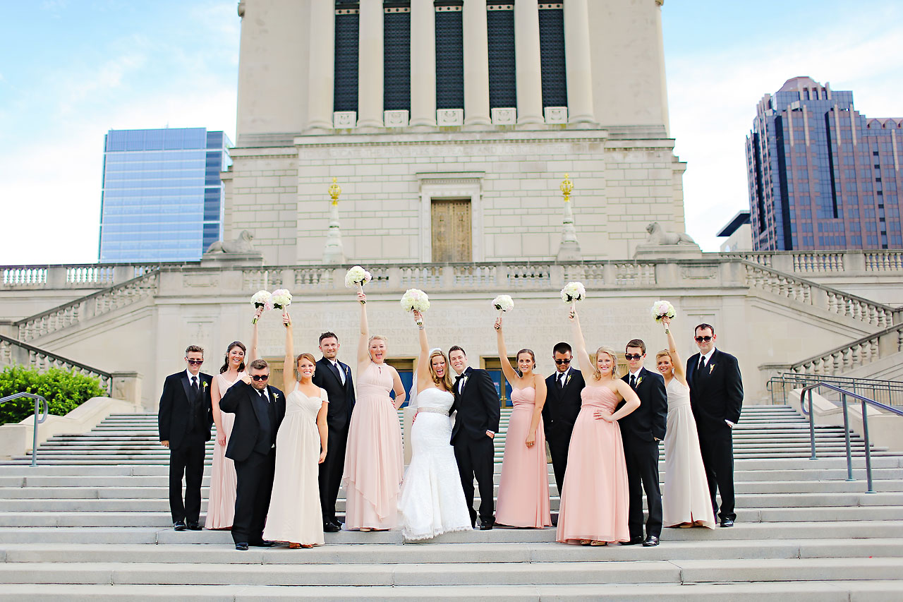 Kim Spencer Indiana Roof Ballroom Wedding 122