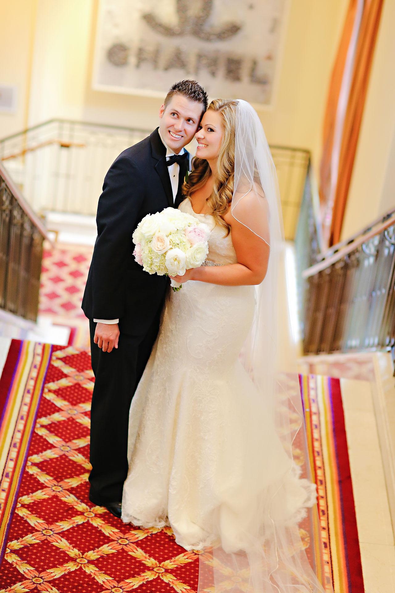 Kim Spencer Indiana Roof Ballroom Wedding 058