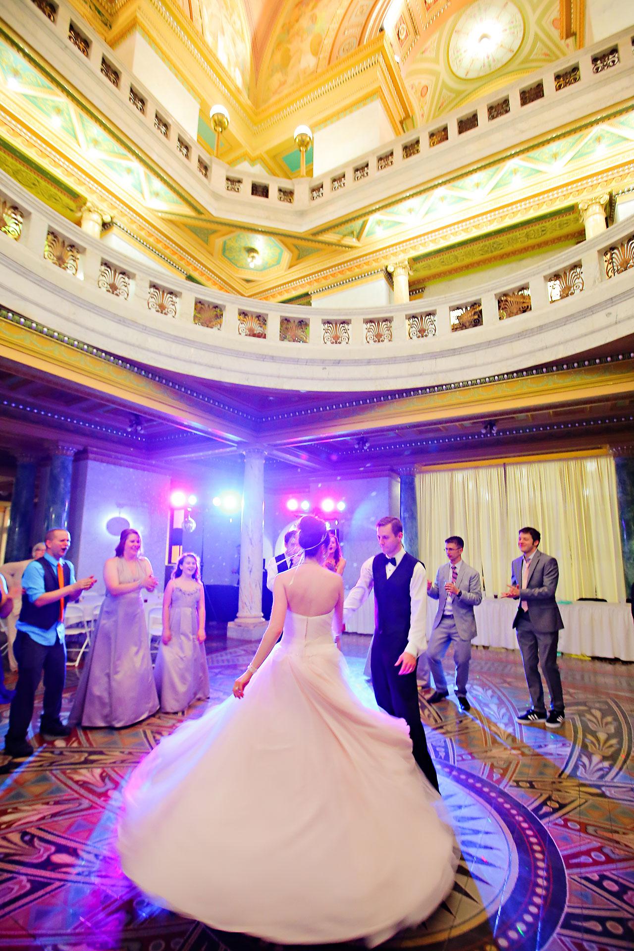 Shelley Jordan Fort Wayne Wedding 266