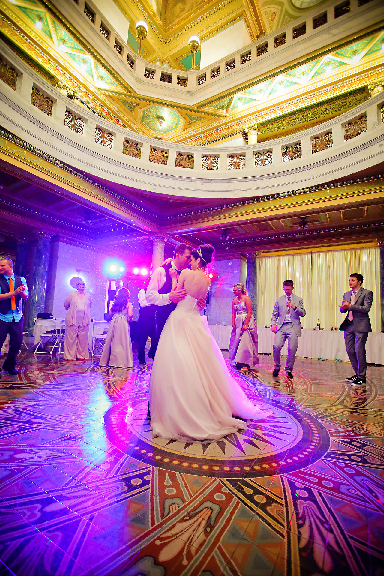 Shelley Jordan Fort Wayne Wedding 267