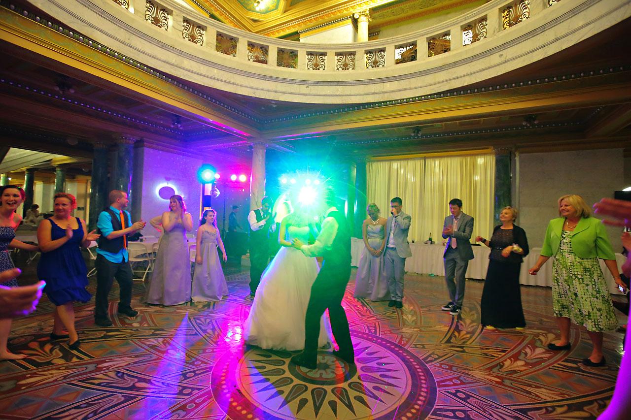 Shelley Jordan Fort Wayne Wedding 265