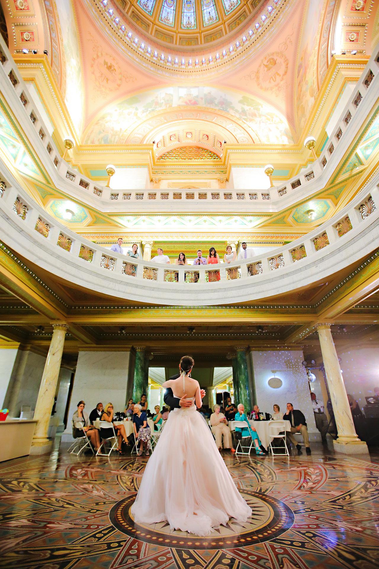 Shelley Jordan Fort Wayne Wedding 229